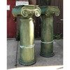 S18076 - Pair of Antique Columns with Capitals