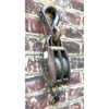 A18128 - Antique Iron Pulley