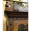 F18116 - Antique Two Piece Victorian Cupboard