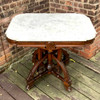 F18126 - Antique Renaissance Revival Style Parlor Table