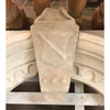 S18088 - Antique Cast Stone Arch