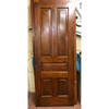 "D18203 - Antique Oak Five Traditional Panel Interior Door 30"" x 79-1/2"""