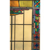 G19001 - Antique Stained Glass Window