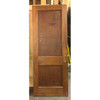 "D19019 - Antique Revival Period Two Traditional Flat Panel Interior Door 30"" x 78"""