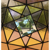 G19118 - Antique Stained Glass Window