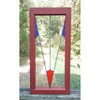 G19131 - Antique Arts and Crafts/Art Deco Stained Glass Window