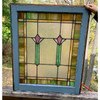 G19150 - Antique Stained Glass Window