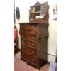 F20001 - Antique Quartersawn Oak Dresser