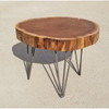 F20012 - Custom Walnut Side Table