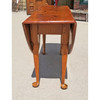 F20024 - Antique Queen Anne style Drop Leaf Table