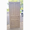 "D20117 - Antique Traditional Five Panel Interior Door 32"" x 78-1/2"""