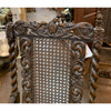 F20121 - Antique Carved Oak Arm Chair