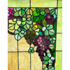 G21063 - Pair of Antique Stained Glass Windows