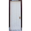 "D15016 - Antique Two Panel Door in Jamb 30"" x 82"""