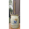 "A16044 - Antique Victorian Era ""Salt Glaze"" Earthenware Butter Churn"