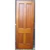 "D16122 - Antique Pine Four Panel Interior Door 28"" x 78"""