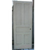 "D17019 - Antique Pine Five Panel Interior Door 29-1/2"" x 77-1/2"""