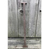 S17027 - Antique Cast Iron Stairway Baluster Support