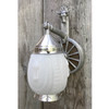 L17193 - Vintage Western Theme Wall Sconce