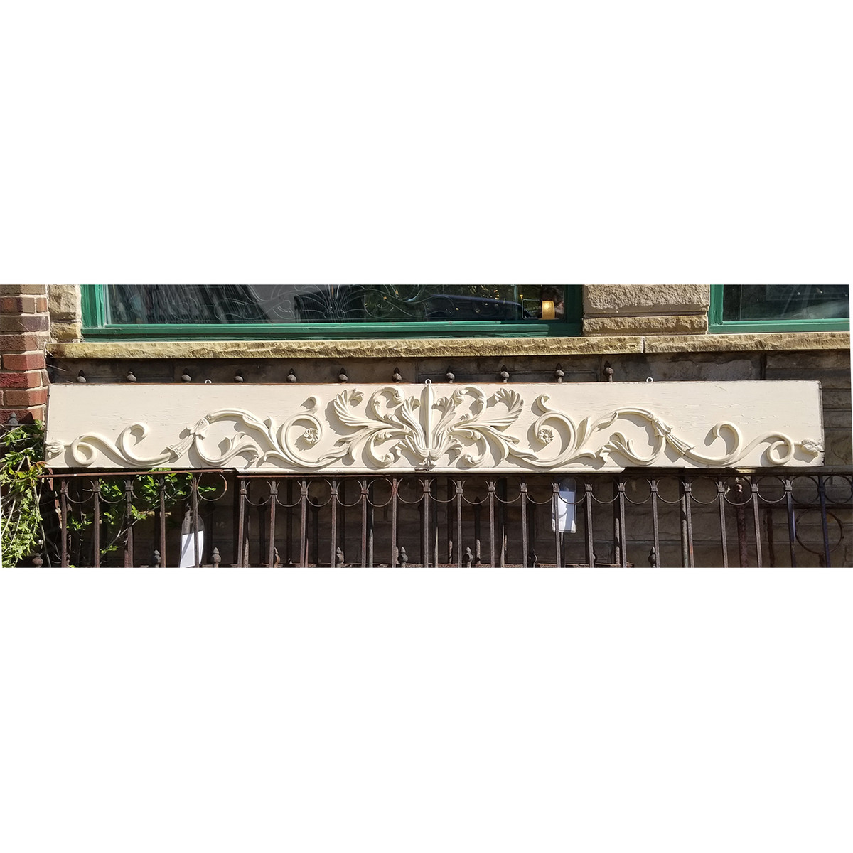 S20004 - Handcarved Pine Frieze