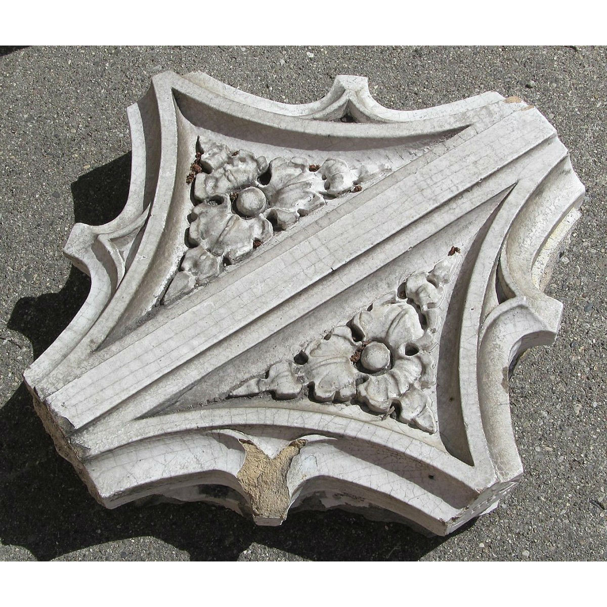 S13037 - Antique Architectural Fragment