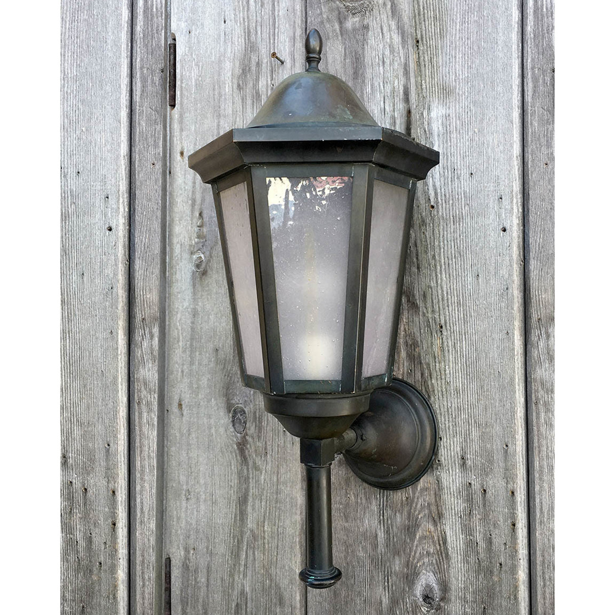 607220 - Antique Colonial Revival Exterior Wall Sconce