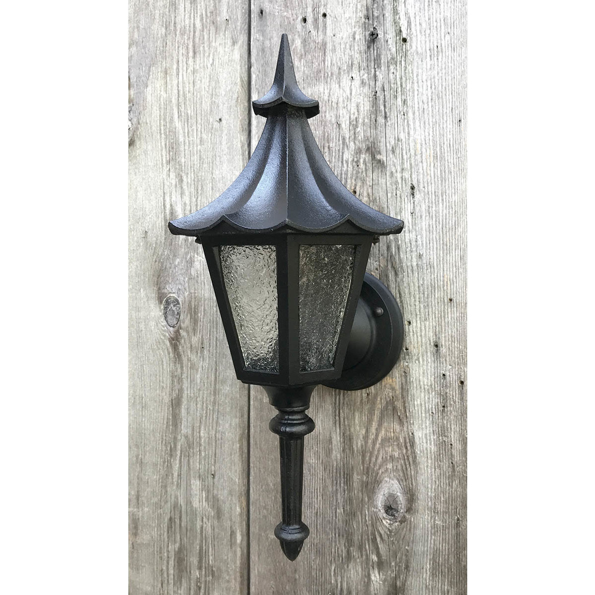 L17194 - Vintage Exterior Wall Sconce