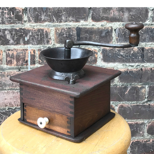 A18023 - Antique Coffee Grinder