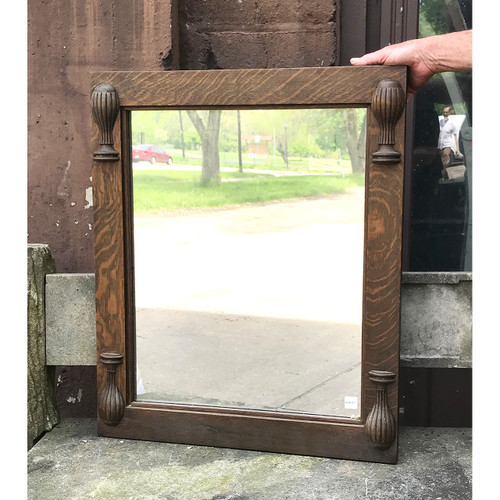 A18037 - Antique Mirror