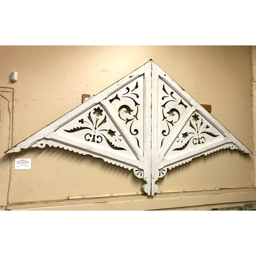 S18084 - Antique Victorian Gable End Set