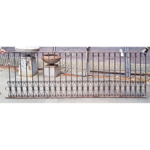 S19033 - Antique Fencing/Railing