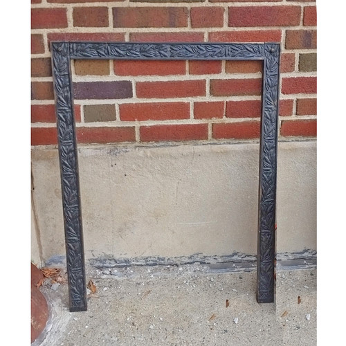 M19010 - Antique Fireplace Surround Trim Piece