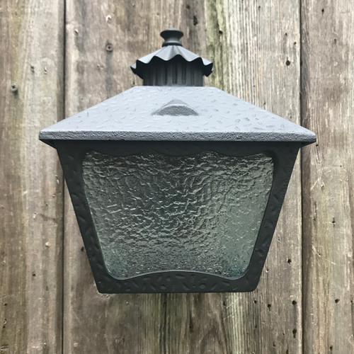 L20101 - Antique Exterior Lantern Sconce