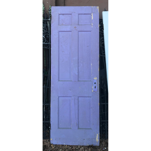"D20128 - Antique Georgian Style Interior Door 28"" x 80"""