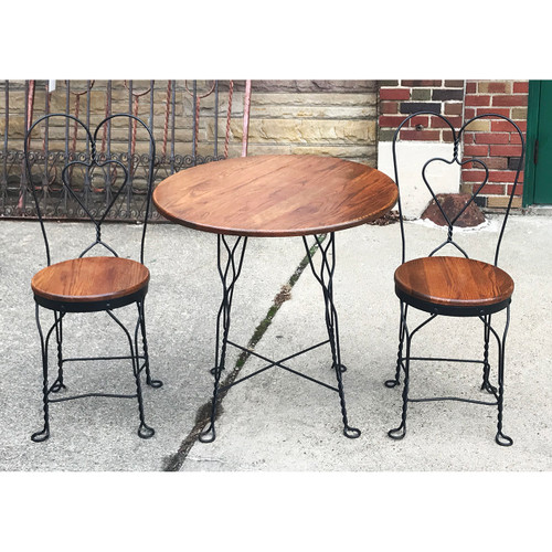 F21005 - Antique Bistro Set