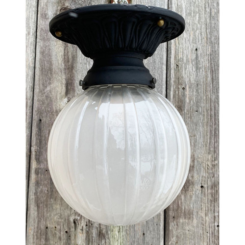 L21021 - Custom Flush Mount Porch Light