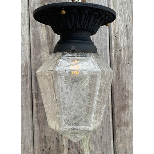 L21022 - Custom Flush Mount Porch Light