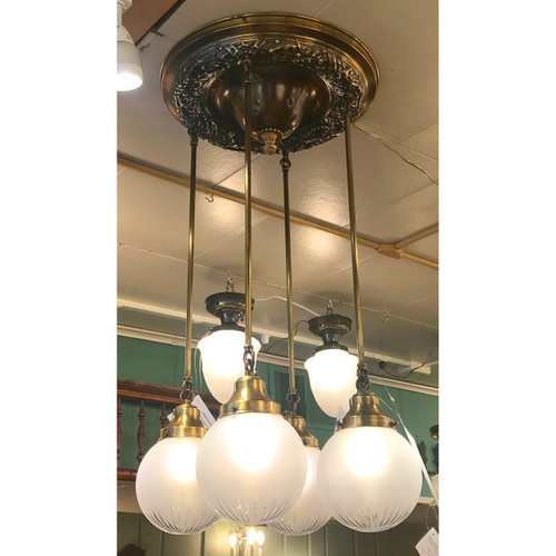 L21059 - Antique Colonial Revival Style Fixture