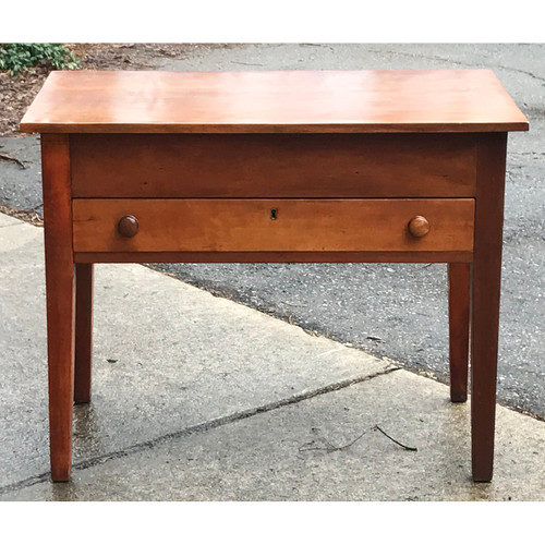 F21061 - Antique Cherry Side Table