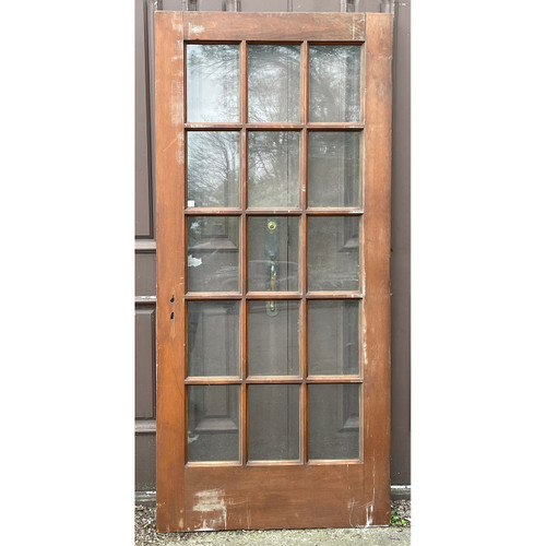 "D21068 - Antique French Door 36"" x 79"""