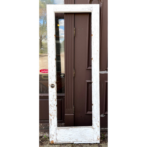 "D21072 - Antique Int/Ex Full Light Door 29-3/4"" x 80"""