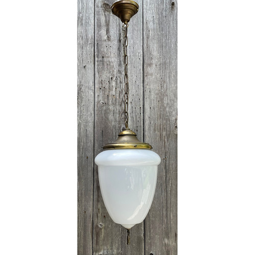 L21116 - Antique Pendant Fixture