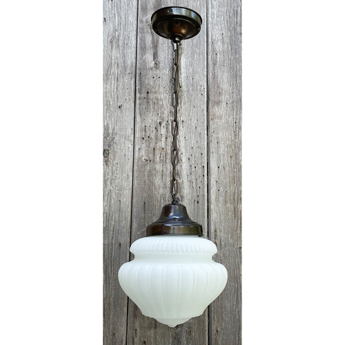 L21117 - Antique Pendant Light Fixture