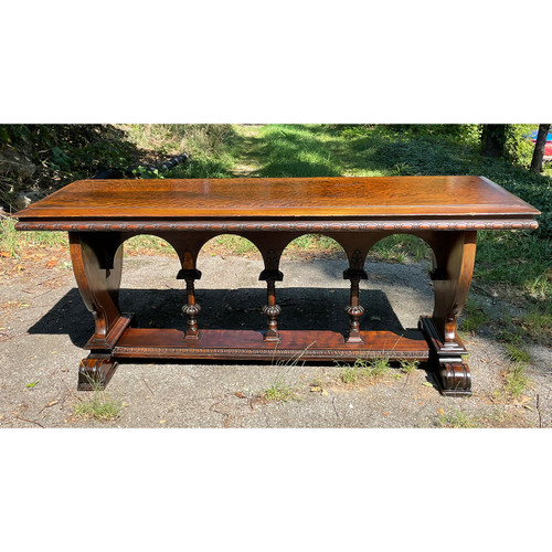 F21166 - Antique Console Table