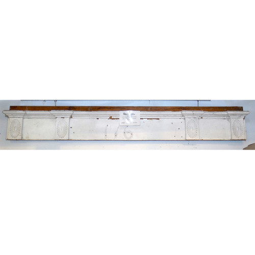 S11024 - Antique Pine Pediment
