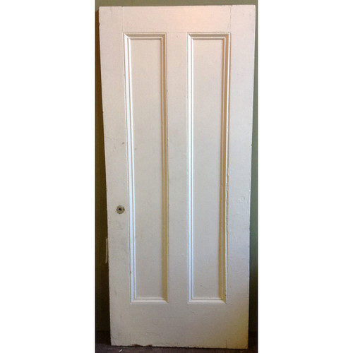 "D11217 - Antique Interior/Exterior Door 33-1/2"" x 78"""