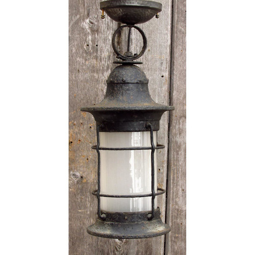 L15058 - Antique Revival Period Exterior Hanging Lantern Fixture