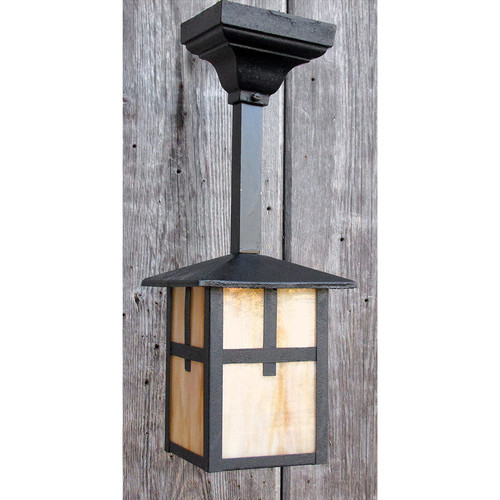 L16026 - Antique Arts & Crafts Lantern Fixture