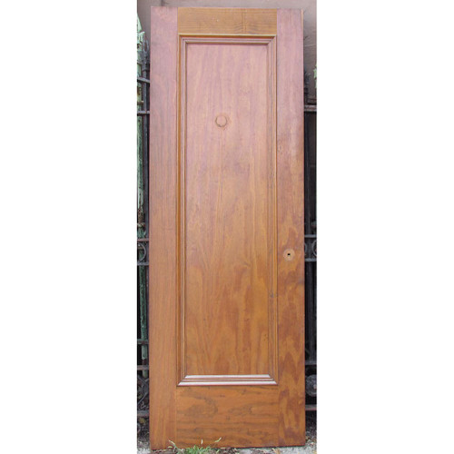 Doors Interior Single Panel Doors Materials Unlimited