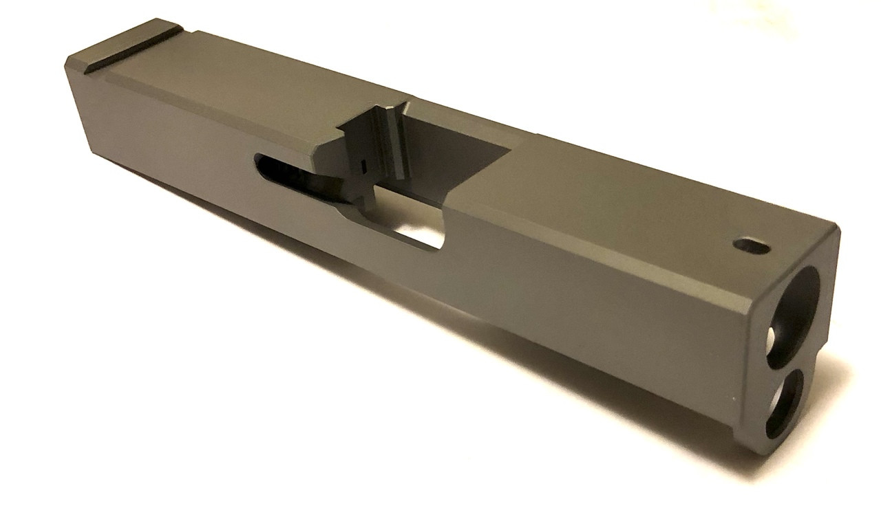 Glock 26 Gen 1-4 Bare Slide with dovetail (Sale)